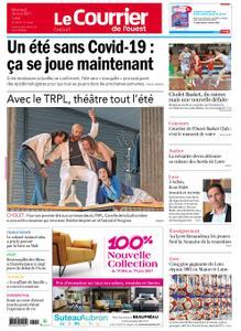 Le Courrier de l'Ouest Cholet – 26 mai 2021