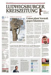 Ludwigsburger Kreiszeitung LKZ - 01 Februar 2021
