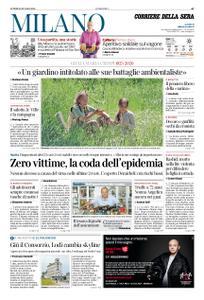 Corriere della Sera Milano – 20 luglio 2020