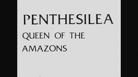 Penthesilea: Queen of the Amazons (1974)