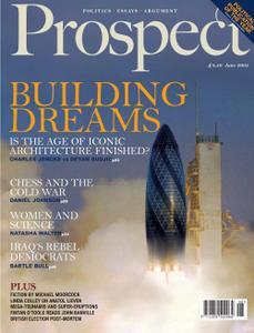 Prospect Magazine - June 2005