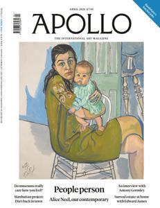 Apollo Magazine – May 2021