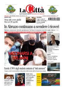 La Città Quotidiano - 1 Aprile 2021