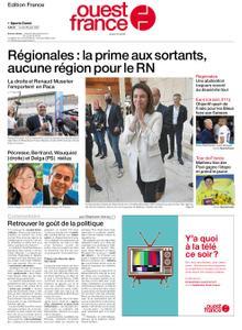 Ouest-France Édition France – 28 juin 2021