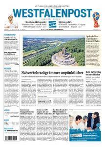 Westfalenpost Wetter - 06. Juli 2018