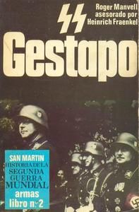 SS y Gestapo (Historia de la Segunda Guerra Mundial Armas Libro Nº 2) (Repost)