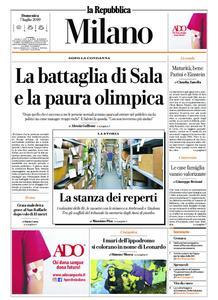 la Repubblica Milano – 07 luglio 2019