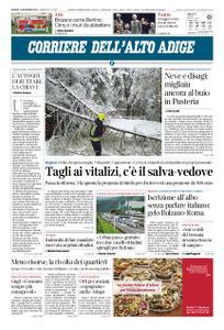 Corriere dell'Alto Adige – 14 novembre 2019