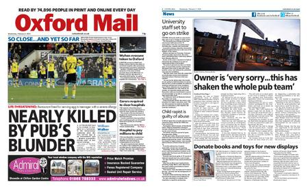 Oxford Mail – February 05, 2020