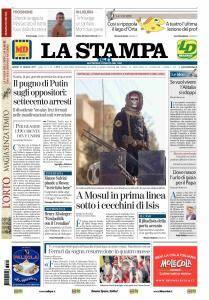 La Stampa - 27 Marzo 2017