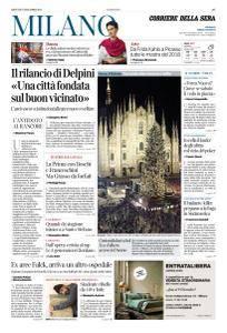 Corriere della Sera Milano - 7 Dicembre 2017