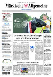 Märkische Allgemeine Prignitz Kurier - 08. Juli 2019