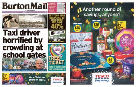 Burton Mail – November 28, 2020