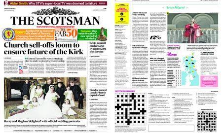 The Scotsman – May 22, 2018