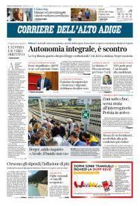 Corriere dell'Alto Adige - 18 Agosto 2018