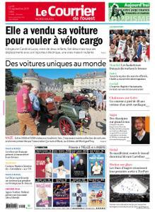 Le Courrier de l'Ouest Nord Anjou – 16 septembre 2019