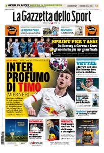 La Gazzetta dello Sport Roma – 17 aprile 2020