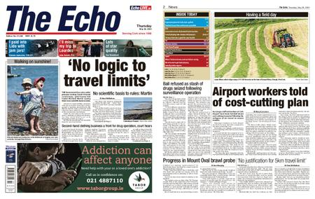 Evening Echo – May 28, 2020
