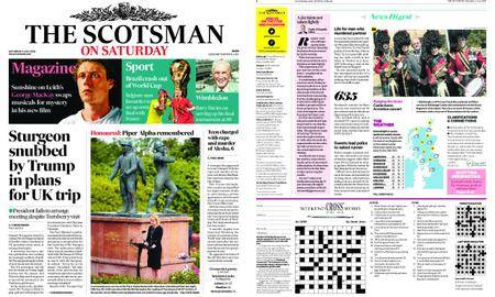 The Scotsman – July 07, 2018