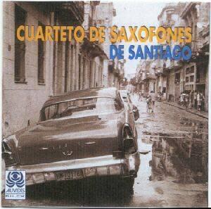 Cuarteto de Saxofones de Santiago
