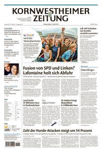 Kornwestheimer Zeitung - 13. Juni 2019