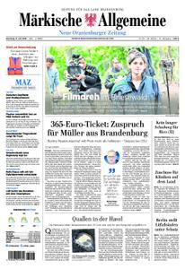 Neue Oranienburger Zeitung - 09. Juli 2019