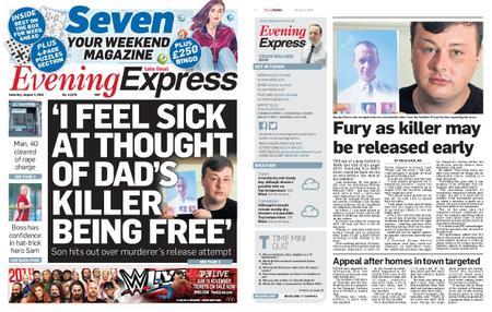 Evening Express – August 03, 2019