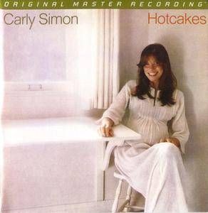 Carly Simon - Hotcakes (1974) [MFSL Remastered 2016] Audio CD Layer