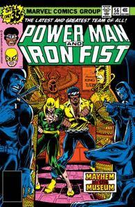 Bronze Age Baby -Power Man  Iron Fist 056 1979 Digital