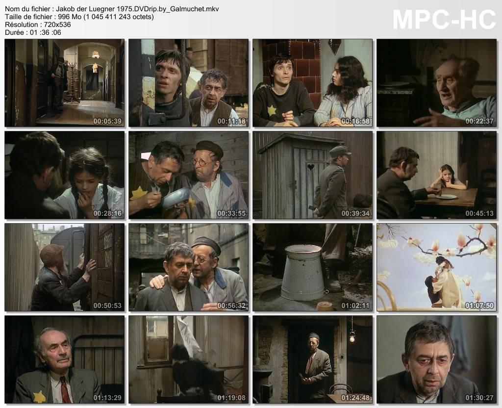 Jakob, der Lügner [Jacob le menteur] 1975