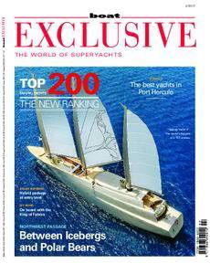 Boat Exclusive - August 2017