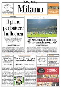 la Repubblica Milano - 7 Ottobre 2019