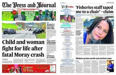 The Press and Journal Moray – November 16, 2017
