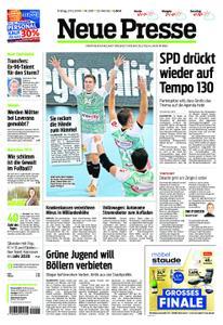 Neue Presse – 27. Dezember 2019