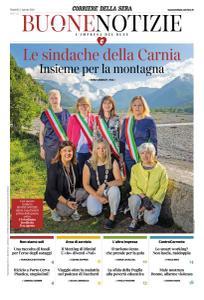 Corriere della Sera Buone Notizie - 3 Agosto 2021
