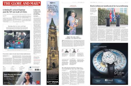 The Globe and Mail – September 17, 2019