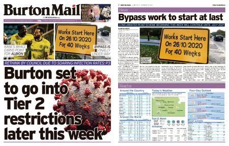 Burton Mail – October 28, 2020