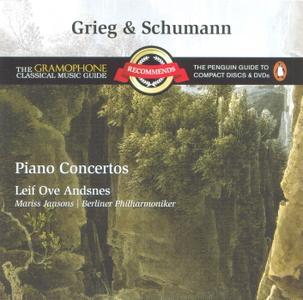 Leif Ove Andsnes, Berliner Philharmoniker, Mariss Jansons - Grieg & Schumann: Piano Concertos (2003)