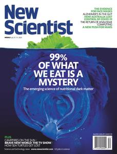 New Scientist - July 25, 2020