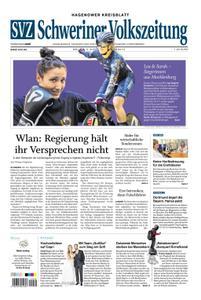 Schweriner Volkszeitung Hagenower Kreisblatt - 05. August 2019