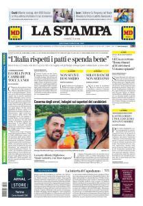 La Stampa Imperia e Sanremo - 24 Luglio 2020