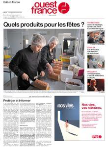 Ouest-France Édition France – 02 décembre 2020