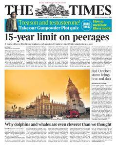 The Times - 17 October 2017