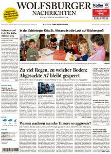 Wolfsburger Nachrichten - Helmstedter Nachrichten - 08. Oktober 2019