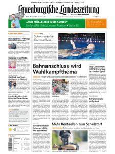 Lauenburgische Landeszeitung - 28. August 2017