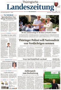 Thüringische Landeszeitung – 29. August 2019