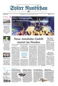 Sylter Rundschau - 11. Juli 2019