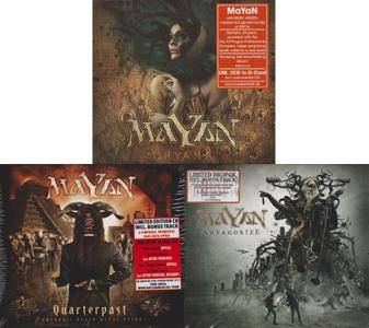 MaYaN: Discography (2011-2018) Re-up
