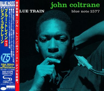 John Coltrane - Blue Train (1957) {2014 Japan SHM-CD Blue Note 24-192 Remaster TYCJ-81001}
