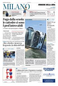Corriere della Sera Milano – 06 agosto 2019